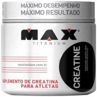 Suplemento Max Titanium Creatine 300g