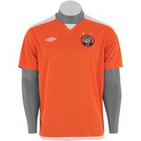 Camisa Umbro Treino Atlético Paranaense 11 12 Laranja  f54ceebd4a440