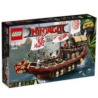 LEGO Ninjago Navio Recompensa do Destino