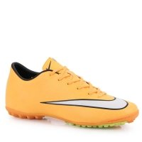 9c1ef028d9 Chuteira Society Nike Mercurial Victory V TF Masculino Amarelo Tamanho 42