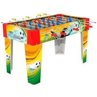 Mesa De Pebolim Xalingo Soccer Team 67332 Colorido