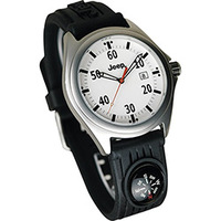 b5ef6b46c99 Relógio de Pulso Jeep JE1004 Masculino Analógico