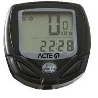 Ciclocomputador Digital para Bicicleta Acte Sports A8