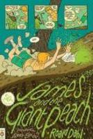 James And The Giant Peach 1ª Edição