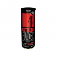 Suplemento Probiótica Monster Extreme Black 44 packs