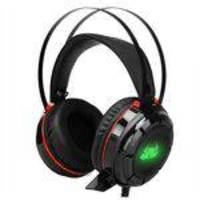 Headset KP-417 Gamer 7.1 USB P2 PC e Gamers Bass Vibration Com Fio