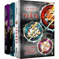 Box Trilogia O Teste Edição Econômica 3 Volumes