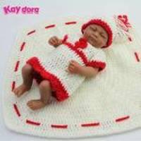 Kaydora 10 Polegadas 25cm Completa Silicone Corpo Renascido Boneca Lifelike Preto Mini Real Bonecas Americanas Africano Realistas Renascido Babies