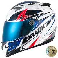Capacete Shark S700 com Viseira Stiplle Special Edition Wbr