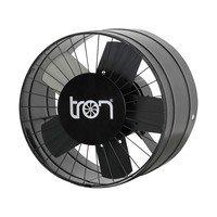 Exaustor Axial Tron 30cm 1/5 HP 160w Grafite