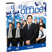 The Office 3ª Temporada 4 DVDs - Multi-Região / Reg.4