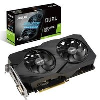 Placa de Vídeo Asus Geforce GTX 1660 EVO 6GB DUAL-GTX1660-O6G-EVO