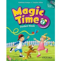 Magic Time 2 - Student Book With CD - Second Edition