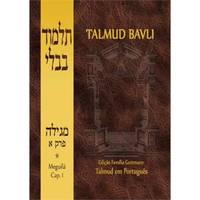 Talmud bavli - volume 1 - meguila - capitulo 1