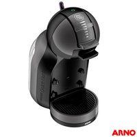 Máquina de Café Expresso Automática Dolce Gusto Arno Mini Me Preta