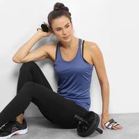 Regata Gonew Workout Feminina Azul