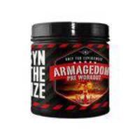 Armagedon Pre Workout Synthesize 200g - Maçã Verde