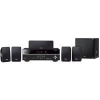 Home Theater 5.1 Yamaha Receiver YHT-2910 600W RMS + Caixas