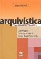 Arquivística - Temas Conteporâneos