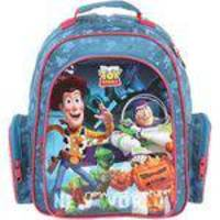 Mochila Escolar Toy Story Blue Md - Dermiwil - 37257