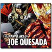 The Marvel Art Of Joe Quesada - Marvel