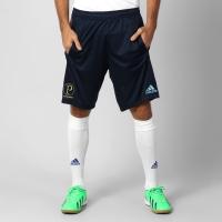 Calção Adidas Palmeiras Treino 2014 Azul Marinho  f82e4d0e9af7c