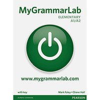 Mygrammarlab: Elementary A1/A2 with Key