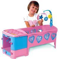 Berço Magic Toys Doce Sonho Rosa