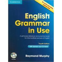 English Grammar In Use with Answers and CD ROM - Importado 2012 Edição 4