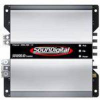 Módulo Amplificador Soundigital Sd1200.1d Evolution 1200w Rms