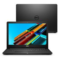 "Notebook Dell Inspiron I15-3567-D40P Intel Core i5-7200U 8GB 1TB 2.5GHz 15.6"" Linux Preto"