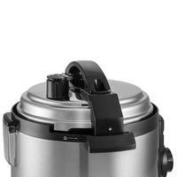 Panela de Pressão Electrolux PCE10 3 Litros Aço Escovado Preto 110V