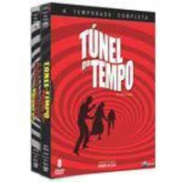 DVD Túnel do Tempo, A Serie Completa, 8 Discos