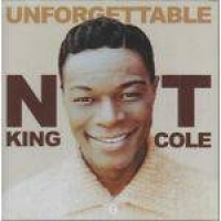 Nat King Cole  Unforgettable - Cd Jazz