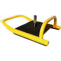 Power Sled Training Pretorian Performance Amarelo e Preto