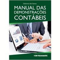 Manual das Demonstrações Contábeis