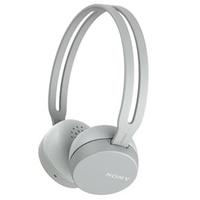 Fone de Ouvido Sem Fio Sony WH-CH400/HZ Headphone Cinza