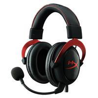 Headset Gamer Kingston Hyper X Cloud Ii Preto e Vermelho