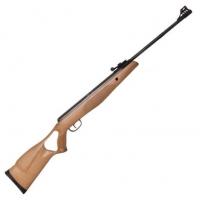 Carabina de Pressão CBC B19Z Nitro Oxidada Madeira 4.5mm