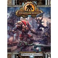 Aventuras Urbanas - Reinos de Ferro RPG