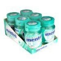Goma De Mascar Mentos Pure Fresh Wintergreen Bottle C/6 - Perfetti