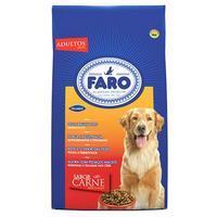 Ração Faro Guabi Adultos Carne 15 Kg