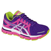 Tênis Asics Gel Neo 33 Feminino Pink e Roxo  419ea0a0feebe