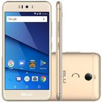 Celular Blu R2 Plus R0190WW Desbloqueado Dual Chip 32GB Android 7.0 Dourado