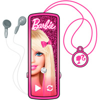 Rádio FM Intek Autoscan da Barbie