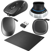 Mouse Sem Fio 3dconnexion Spacemouse Wireless Kit 3dx 700067 3dconnexion