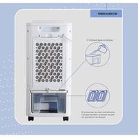 Climatizador 3 EM 1 Mitsushiba Timer 3,5 Litros Branco 220V