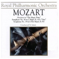 Royal Philharmonic Orchestra Mozart - Cd Música Clássica