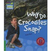 Why Crocodiles Snap? 3