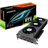 Placa de Vídeo Gigabyte GeForce RTX 3070 - EAGLE OC 8GB GDDR6 256 BITS